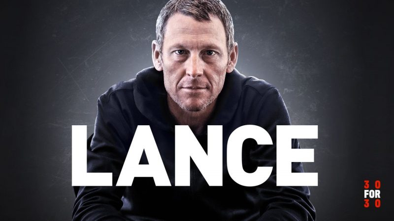 Lance Armstrong Doping 30 for 30 Livestrong ESPN Tour de France
